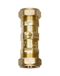 22mm DOUBLE CHECK VALVE