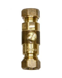 15mm DOUBLE CHECK VALVE