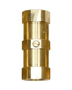 1 1/2inch DOUBLE CHECK VALVE